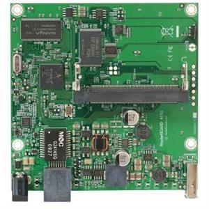 Imagen de Mikrotik RB411GL 680MHz CPU 64M 1xG Eth miniPCI L4