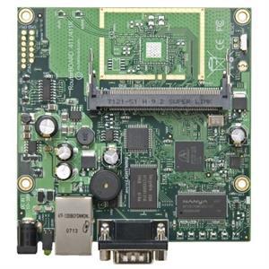 Imagen de Mikrotik RB411AH Router 680MHz 64M 1xEth minPCI L4
