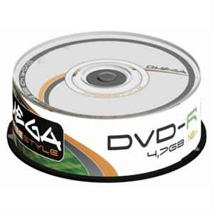 Picture of Omega DVD-R 4.7GB 16x Tarrina 25Uds