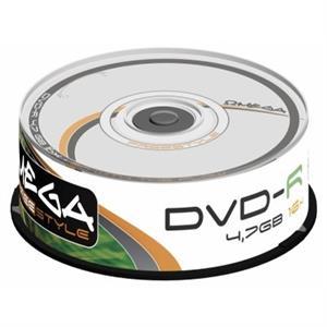 Imagen de Omega DVD-R 4.7GB 16x Tarrina 25Uds