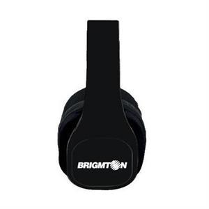 Picture of Brigmton Auriculares MP3/Radio SD Bateria Negros