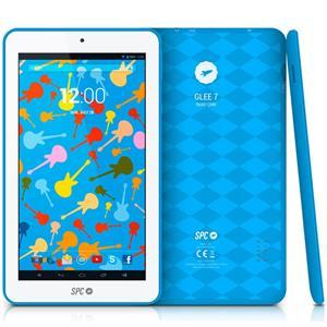 """Imagen de SPC Tablet Glee 7"""" QCore 1.3Ghz 8GB Azul"""