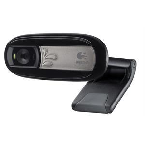 Imagen de Logitech C170 5MP 640 x 480Pixeles USB 2.0 Negro cámara web