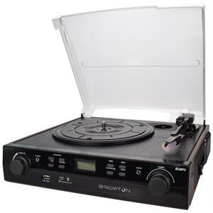 Picture of Brigmton BTC-406 Tocadiscos-Cassette Grabador