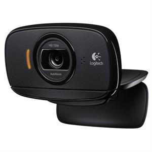Imagen de Logitech Webcam HD C525 Negra