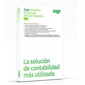 Picture of Sage Contaplus Profesional Servicio Avanzado Lic.E