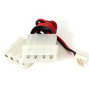 Imagen de iggual Cable PSU Molex (M)-(H)-(Ventila.) 0.15Mts