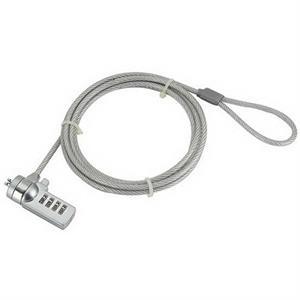 Picture of iggual Cable de Seguridad Portátiles (4 dígitos)