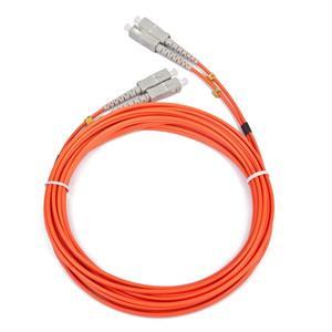 Imagen de iggual Cable Fibra Óptica Duplex Mult. SC/SC 1Mts