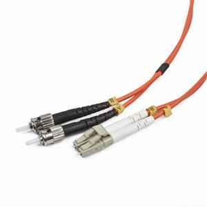 Picture of iggual Cable Fibra Óptica Duplex Mult. LC/ST 10Mts