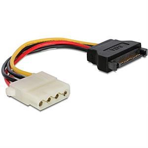 Imagen de iggual Cable Alim. SATA(M) a Molex(H) 0.15Mts