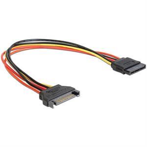 Imagen de iggual Cable Alim. SATA (M)-(H) Plano 0.15Mts