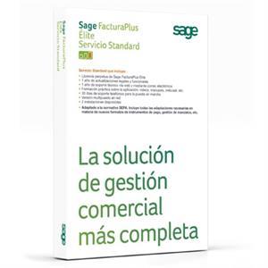 Picture of Sage facturaplus Profesional a Elite ser. esta.Des