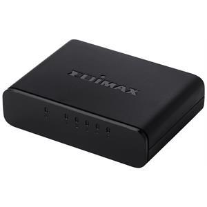 Imagen de Edimax ES-3305P Conmutador de red no administrado Negro switch