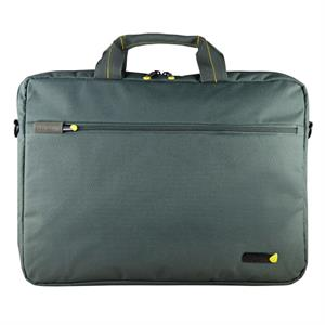 """Picture of Z0116 Padded Bag Gray 11.6"""""""