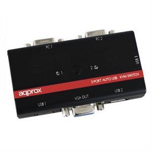 Picture of approx! APPKVMUSB2PV2 Conmutador KVM USB/VGA
