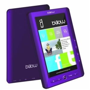 "Imagen de Billow E2TP Color eBook reader 7"" 4GB Púrpura"