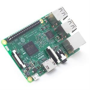 Picture of Raspberry Pi 3 TYPE B ARM 1GB 4xUSB HDMI Wifi BT