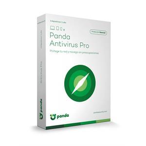 Imagen de Panda Antivirus Pro 2017 Base license 3usuario(s) 1año(s) Español