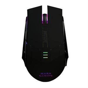 Picture of Tacens Mars Gaming MM116 Ratón 3200 DPI Negro