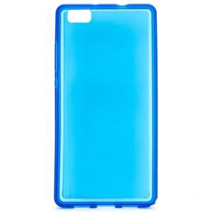 Imagen de X-One Funda TPU Huawei P8 Lite Azul