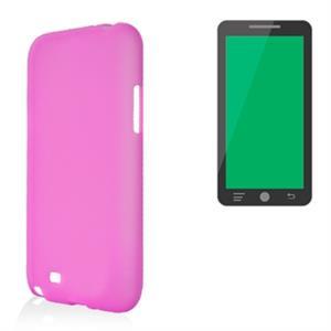 Imagen de X-One TPU X-Line Huawei P8 Lite Rosa