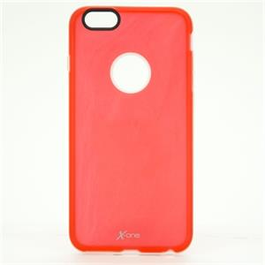 Imagen de X-One Funda TPU Fresh iPhone 6 Plus Rojo