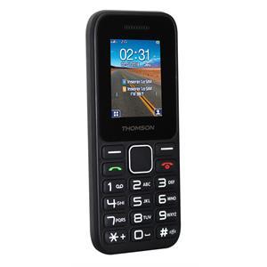 "Imagen de Thomson TLINK11 1.77"" Negro Teléfono básico"