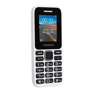 "Imagen de Thomson TLINK11 1.77"" Blanco Teléfono básico"