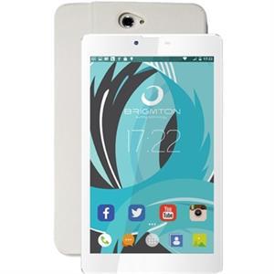 Picture of Brigmton KIT Tablet BTPC-PH5 Blan+Funda BTAC75 Bla