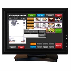 """Imagen de VivaPos Monitor 15"""" T1505 LCD USB Negro"""