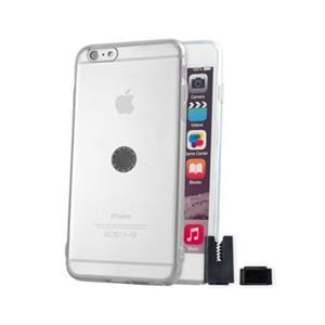 Imagen de STIKGO Funda TPU Carclip iPhone 6S Plus Transparen