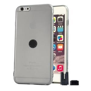 Imagen de STIKGO Funda TPU Carclip iPhone 6S Plus Gris
