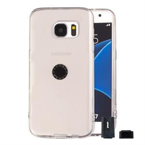 Imagen de STIKGO Funda TPU Carclip Samsung S7 Transparente