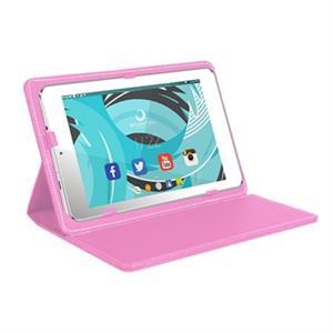 "Picture of Brigmton KIT Tablet 7"" QC 8GB BTPC702 Roja+Funda"