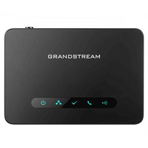 Imagen de Grandstream Networks DP750 Negro estación base DECT