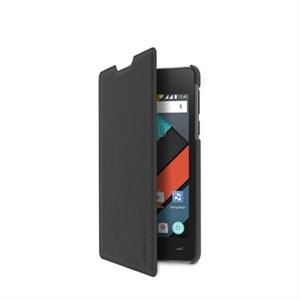 Imagen de Energy Phone Cover Neo Lite Funda Con Tapa Negra