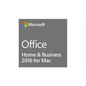 Imagen de Microsoft Office 2016 Hogar y Empresa  para MAC