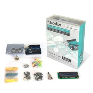 Imagen de Ebotics Build & Code KSIX Kit creación Elec+Pro