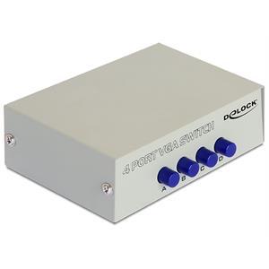 Picture of DeLOCK 87635 Alámbrico serie de caja de interruptor