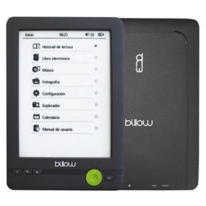 """Picture of Billow E03FLC eBook reader 6"""" E-Ink 4GB Luz+Funda"""