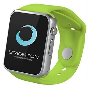 "Imagen de Brigmton BT4 SmartWatch mSim 1.54"" Verde"