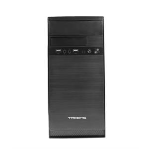 Imagen de Tacens AC017 Mini-Tower Negro carcasa de ordenador