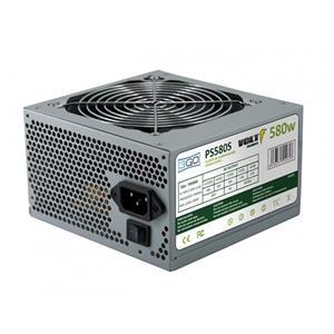 Imagen de 3GO PS580S 580W ATX Gris unidad de fuente de alimentación