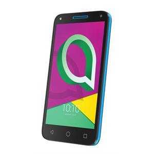 """Imagen de Alcatel U5 3G 4047D 5"""" Q1.3Ghz 8GB Negro/Azul"""