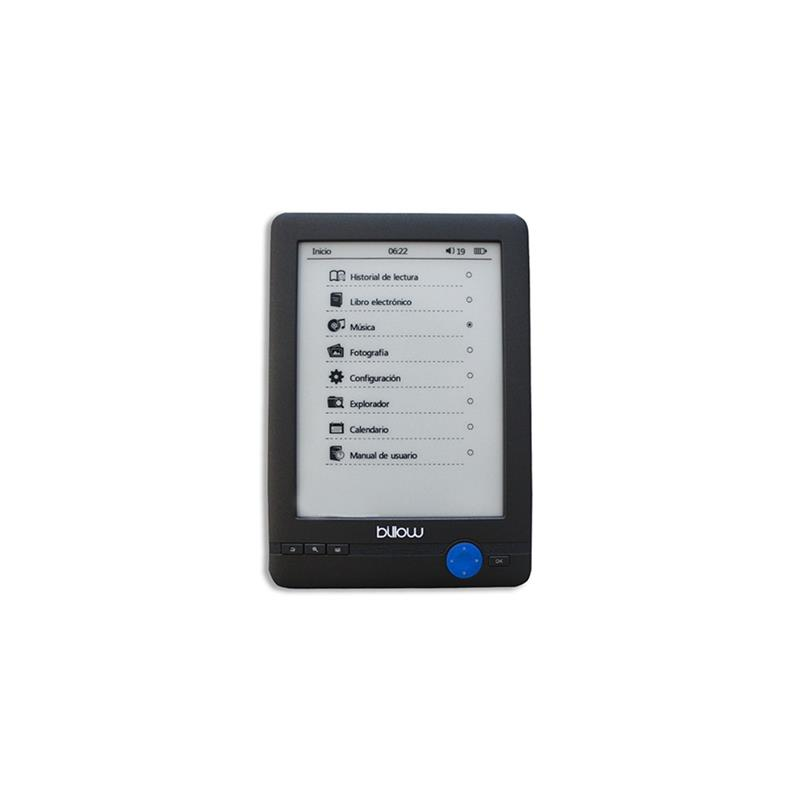 "Imagen de Billow E03T eBook reader E03T 6"" E-Ink 4GB Táctil"