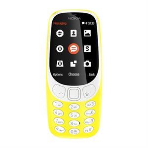 """Picture of Nokia 3310 Telefono Movil 2.8"""" QVGA BT FM Amarillo"""