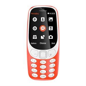 "Picture of Nokia 3310 Telefono Movil 2.8"" QVGA BT FM Rojo"