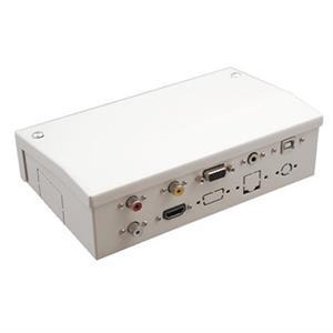 Imagen de Caja conex. Pizarr.con conecHDMI+ cables10m