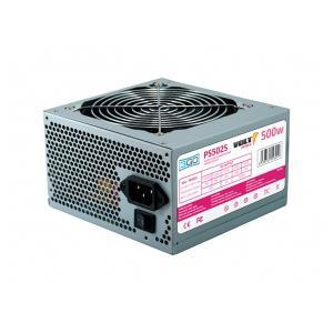 Imagen de 3GO PS502S 500W ATX Acero inoxidable unidad de fuente de alimentación
